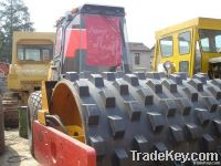Used Dynapac Roller with