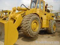 Used caterpillar wheel loader 966E