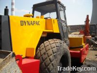 Used Road Roller Dynapac CA25D Roller