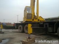 Used KATO Crane NK800E, 80tons Crane