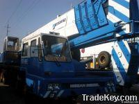 Used Tadano Crane TG550E, 55tons Crane