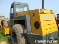 Used BOMAG Roller BW217D-2, Good Condition