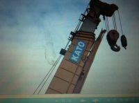 Used KATO Crane Japanese KATO Crane 50tons