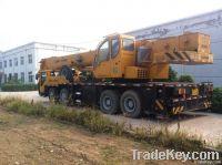 Used XCMG Crane China Cheap Crane 50tons