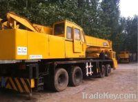 Second hand crane KATO NK400E Crane
