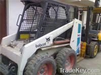 Used Bobcat Loader 743, Mini and Cheap Loader