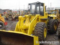 Used Komatsu WA470-3 Wheel Loader, Good Condition