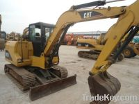Used CAT mini excavator, used CAT 301, 302, 304, 306, 307, 308 Excavators