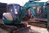 Used Komatsu Mini Excavator PC55, Komatsu Diggers 55