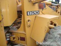 Used TCM Loader, TCM 820 Wheel Loader