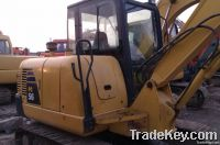 Used Komatsu PC56 Mini Excavator, Year 2008