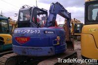Used Komatsu PC78US-5 Excavator