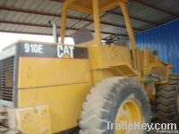 Used caterpillar 910e wheel loader