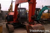 Used Hitachi Mini Excavator ZX70, Hitachi ZX70
