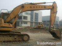 Used CAT320B Excavator