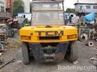 Used TCM Forklift FD80