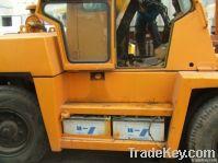 Used Komatsu Forklift FD80
