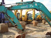 Used Mini Excavator Komatsu PC30 Excavator