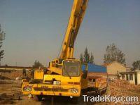 Used Mobile Crane Tadano TG500E Crane