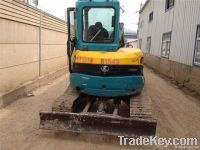 Used Mini Excavator Kubota