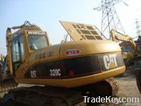 Used Caterpillar Excavator, Used Excavator, Used Caterpillar 320C