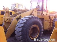 Used Caterpillar Wheel Loader 966F