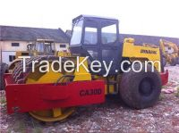 used road roller for sale, dynapac ca30 road roller with sheep foot