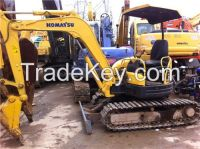 used komatsu mini excavator for sale