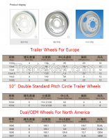 passenger car wheels