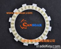 Motorcycle clutch plate/ZUES, HEAT