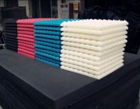 Soundproof material melamine foam