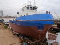 30meter Class NK New Twin Screw Engine Tugboat Vessel
