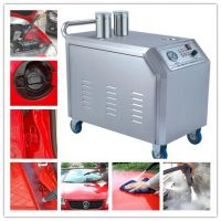 high pressure with wax and detergent steam car wash equipment