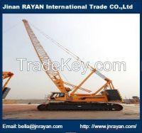 Crawler crane 100t