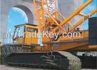 New Crawler crane, 130 ton, Hydraulic control,