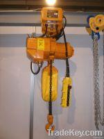 HSY MINI electric chain hoist