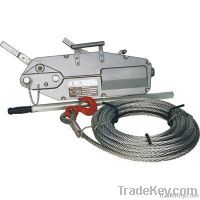 Mini lever hoist with wire rope VIT