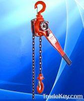 Manual operated lever block VA