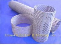 Longitudinal Welded Perforated Tube