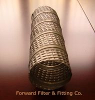 Spiral Welded Perforated Tube