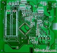 2 layers ENIG finished PCB