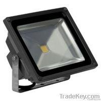 COB 50 Watt High Lumen Mini Outdoor UL LED Flood Light