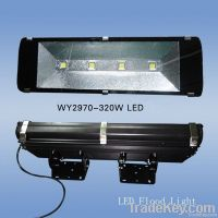 Strong Durable COB 320W Outdoor Decorative LED Flood Light
