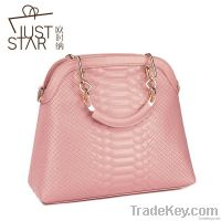 2013 NEW design Fashion Genuine Leather Handbags , Women's Shoulder Ba
