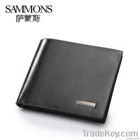 Hot selling!!! Genuine Leather Men's Wallet Pocket, Card Purse B1031