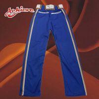 Sublimation 100%polyester baseball pants
