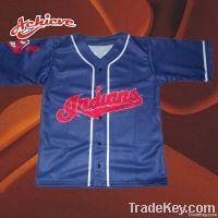 Hot sublimation baseball jerseys for team