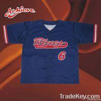 Full sublimation baseball jersey