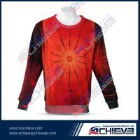 Custom design sublimation sweater/hoodies