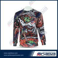 Full sublimation sweater wholesale